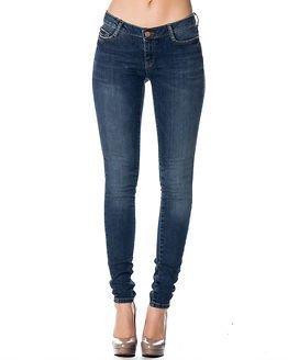 Noisy may Eve Superslim Jeans Medium Blue