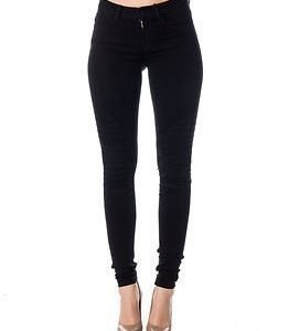 Noisy may Lucy Biker Jeans Black