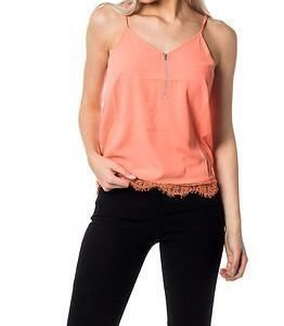 Noisy may Mena Strap Top Fusion Coral