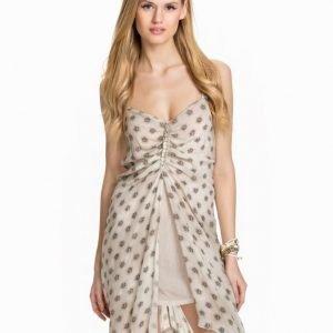 Non Sense Strap Dress Vit