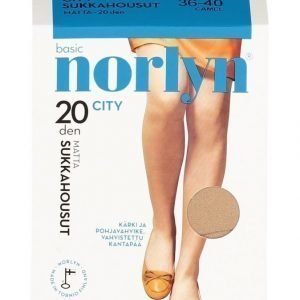 Norlyn City 20 Den Sukkahousut