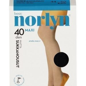 Norlyn Maxi 40 Den Sukkahousut