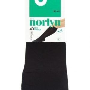 Norlyn Semi Opaque 40 Den Polvisukat