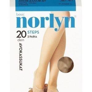 Norlyn Steps 20 Den Avokassukat 2-Pack