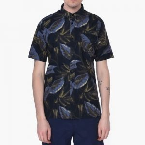Norse Projects Aaron Botanical Cotton Short Sleeve