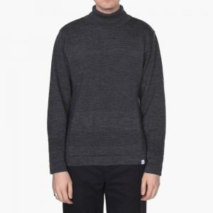 Norse Projects Skagen Roll Neck Wool Knit