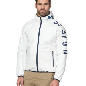 North Sails Haboob Jacket 01 Bianco