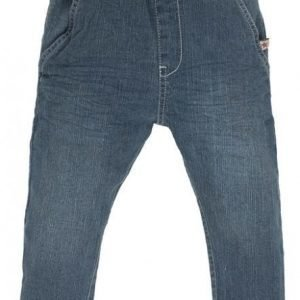 Nova Star Denim Chinos Blue