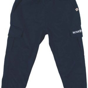 Nova Star Housut Cargo Trousers Marine Blue