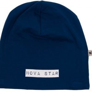 Nova Star Pipo W-Beanie Marine Blue