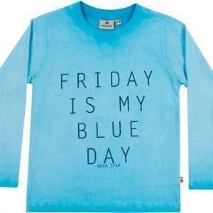 Nova Star Pusero T Blue Friday Blue