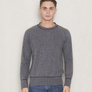 Nudie Jeans Dag Recycled Wool Greymelange