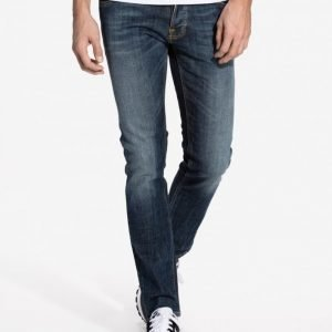 Nudie Jeans Grim Tim Bright Dawn Farkut Denim