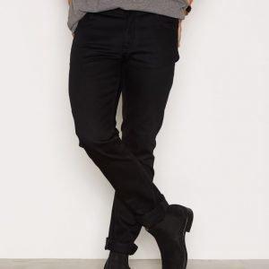 Nudie Jeans Grim Tim Dry Cold Black Farkut Black