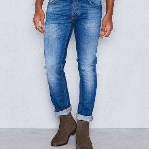 Nudie Jeans Grim Tim Orange Cloud