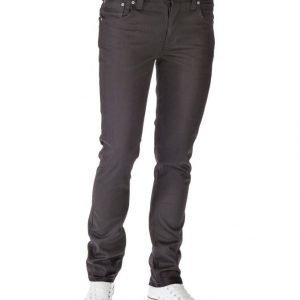 Nudie Jeans Grim Tim Org. Black Ring Farkut