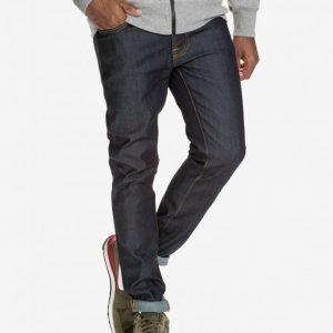 Nudie Jeans Lean Dean Dry 16 Dips Farkut Blue