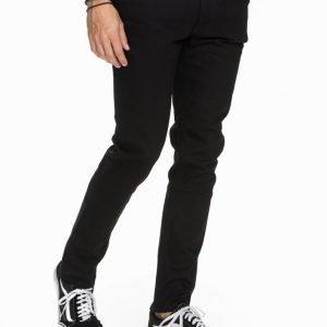 Nudie Jeans Lean Dean Dry Cold Black Farkut Black