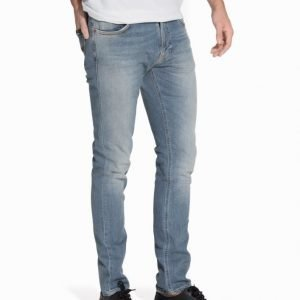 Nudie Jeans Lean Dean Natural Fade Farkut Denim