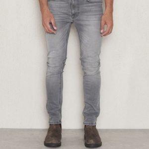Nudie Jeans Lean Dean Pine Grey
