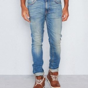 Nudie Jeans Lean Dean Silver Lake