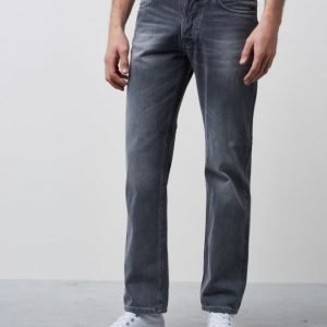Nudie Jeans Loose Leif Silver Phantom