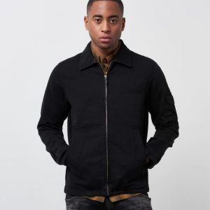 Nudie Jeans Mogge Jacket Black