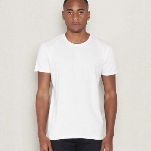 Nudie Jeans O - Neck Tee Offwhite