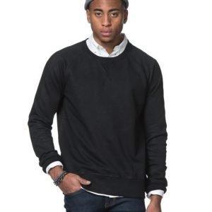 Nudie Jeans Samuel Coated Black