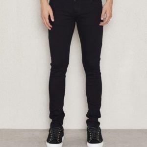 Nudie Jeans Skinny Black Black