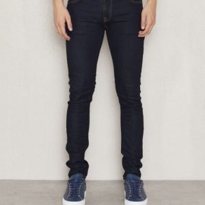 Nudie Jeans Skinny Dry Deep Orange