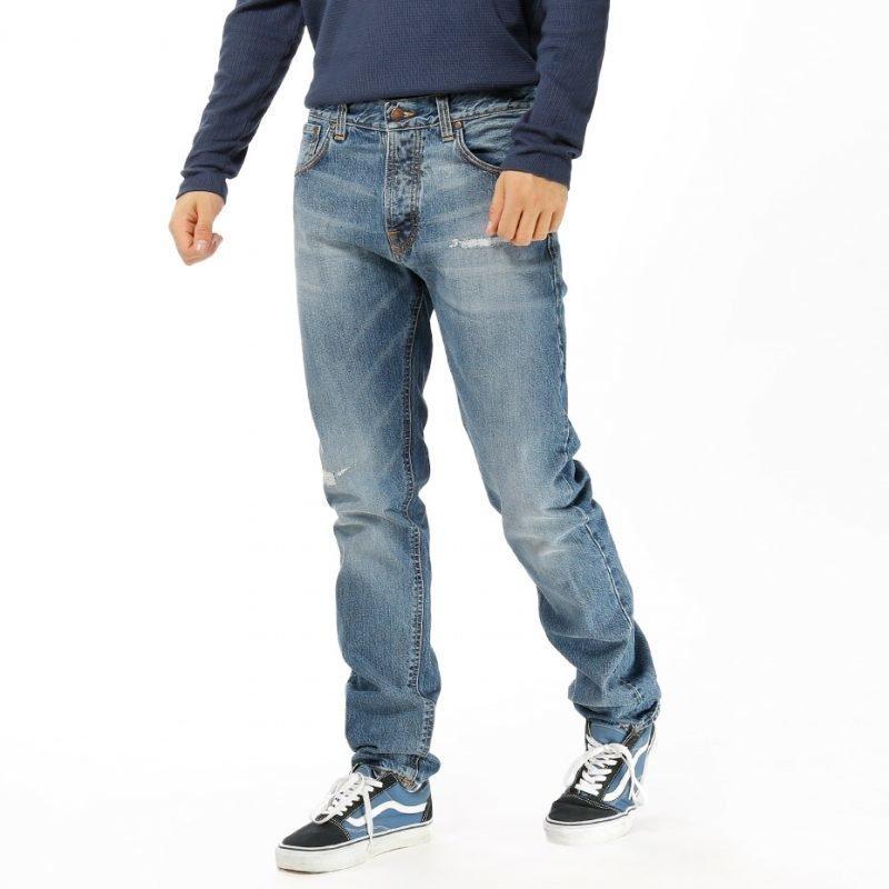 Nudie Jeans Steady Eddie -farkut