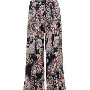 ODD MOLLY Power-Flower Pants leveälahkeiset housut