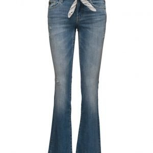 ODD MOLLY Stretch It Boot-Cut Jean bootcut farkut