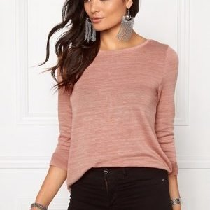 ONLY Abbla LS Top Canyon Rose