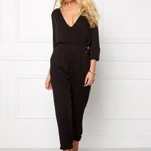 ONLY Arianna 3/4 Jumpsuit Black