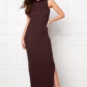 ONLY Axel L/S Long Dress Fudge
