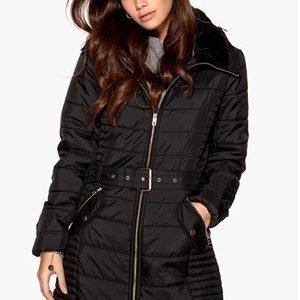 ONLY Balance Nylon Coat Black