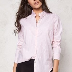 ONLY Cici L/S Oxford Shirt Pearl Blush