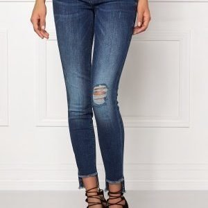 ONLY Coral Ankel Jeans Medium Blue Denim