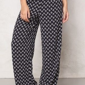 ONLY Cupid Wide Leg Pants Night Sky