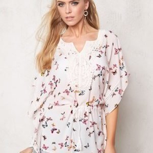 ONLY Delta Kaftan Cloud Dancer2