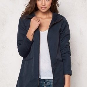ONLY Dogville spring jacket Blue Graphite