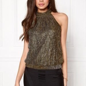 ONLY Jodie SL Highneck Top Black