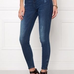 ONLY Kendell Ankle Jeans Dark Blue Denim