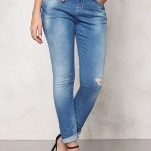 ONLY Lise Antifit Jeans Dark Blue Denim