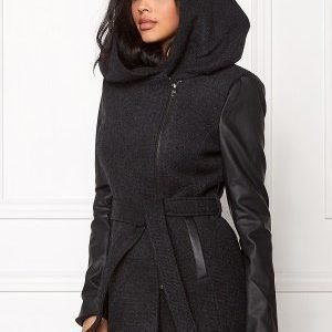 ONLY Lisford Wool Coat Black