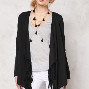 ONLY Madge l/s Cardigan Black