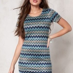 ONLY Missa L/S Dress Blueprint