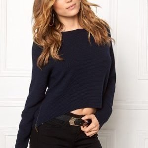 ONLY New Tessa Zip Pullover Night Sky